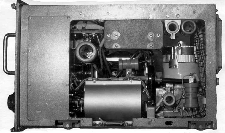 A Right View of the Power Amplifier.